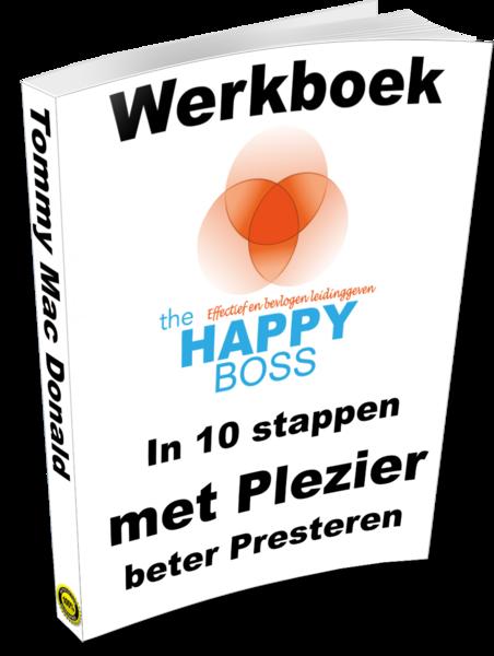 werkboek the happy boss